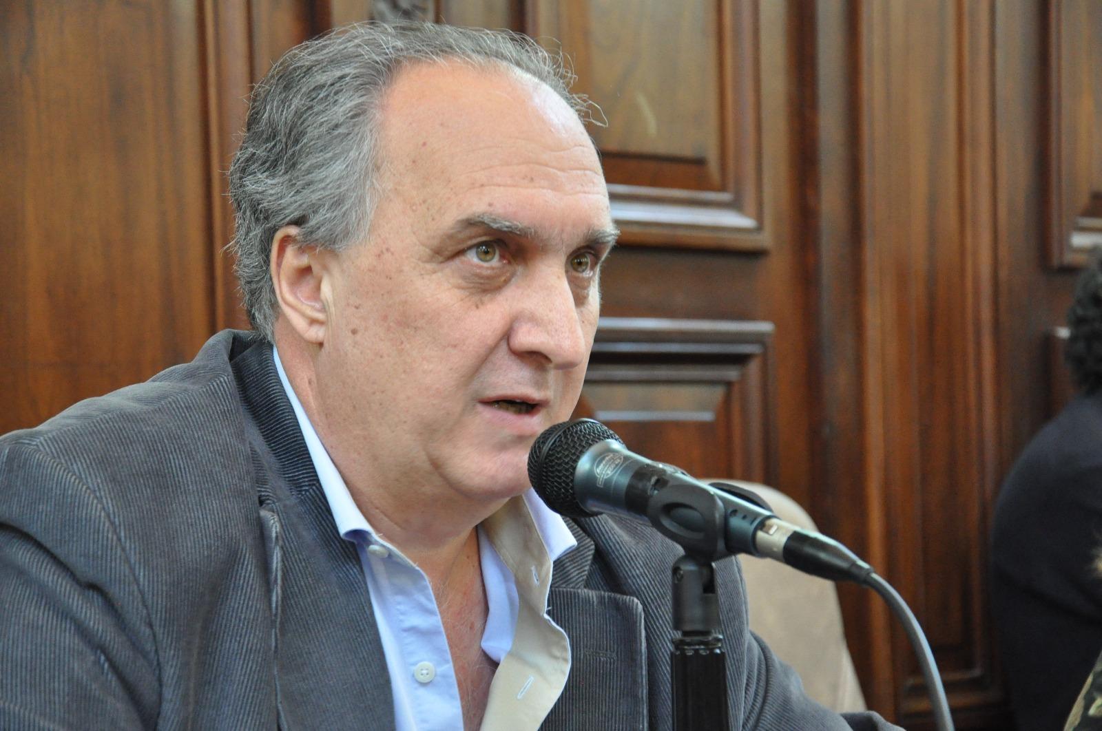 """Pedro Borgini: """"Esperemos que el gobierno tome nota y cambie esta política económica"""""""