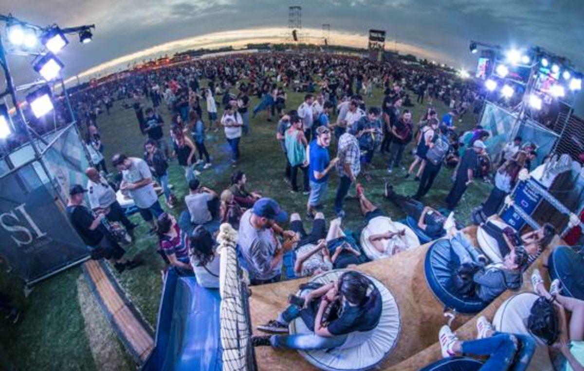 Lollapalooza recibió a más de 200 mil personas y fue todo un éxito