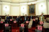La Plata / El Concejo Deliberante repudió el femicidio de Micaela García