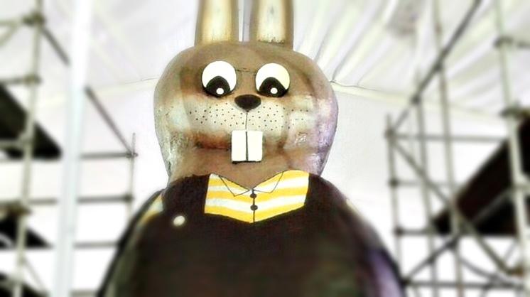 Pascua Gigante: Miramar busca un nuevo récord con el conejo de chocolate más grande del mundo