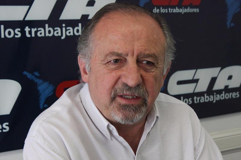 """Hugo Yasky: """"En todo el país no vuela una mosca, es la única manera que el gobierno entienda"""""""