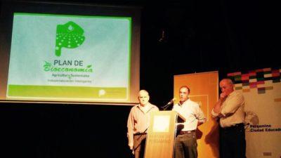 Agroindustria / Llega el Plan de Bioeconomía a los municipios de la Provincia