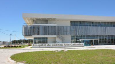 #FueNoticiaEnTP / Histórico: Ingresó el primer paciente al Hospital Regional de Cañuelas