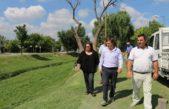 San Miguel revalorizará la costa del arroyo Los Berros