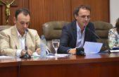 San Martín / En la apertura de sesiones Katopodis manifestó preocupación por la caída de la industria y el consumo