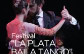 """Llega la cuarta edición del Festival """"La Plata Baila Tango"""" al Pasaje Dardo Rocha"""
