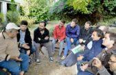 Mujica recibió una comitiva de la UNLP en Montevideo