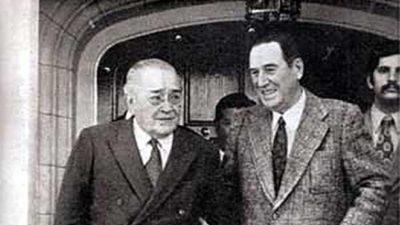 """En Berisso, Nedela busca achicar la grieta: """"Soy un ferviente militante del abrazo de Perón y Balbín"""""""