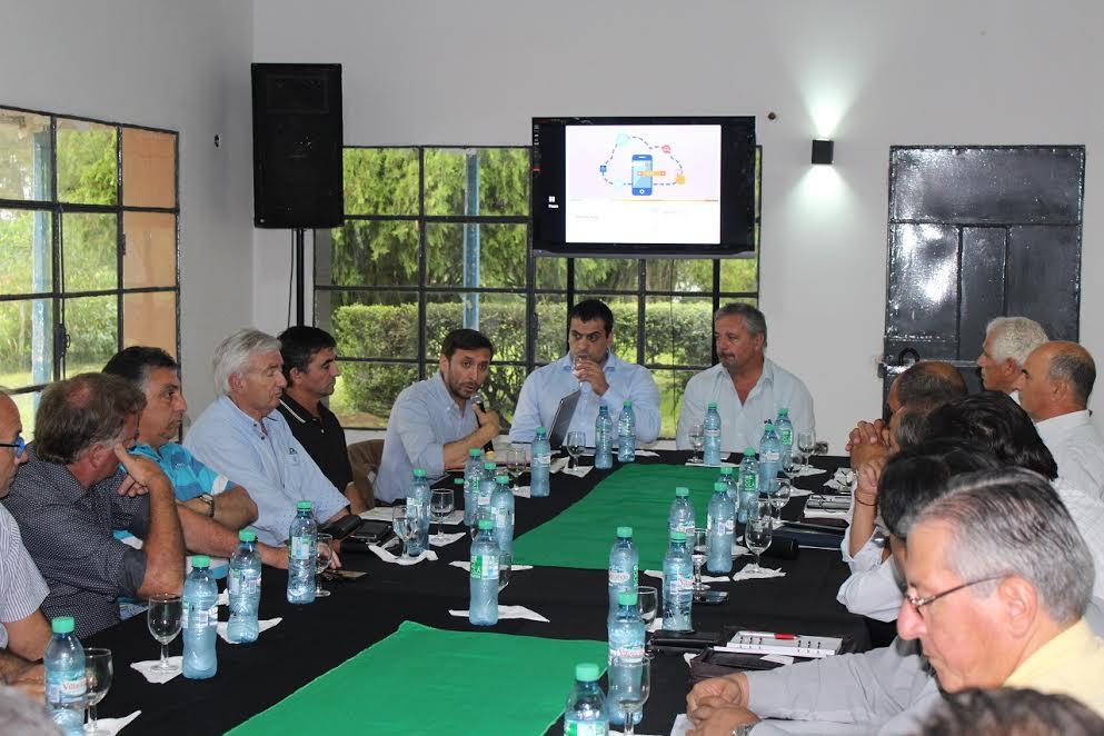 Municipios de la Segunda se reunieron para hablar sobre seguridad
