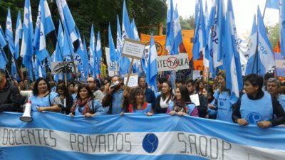 Nuevo fallo judicial obliga a Provincia a devolver los días de paro descontados a los docentes