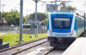 El tren eléctrico a La Plata comenzó a llegar hasta City Bell