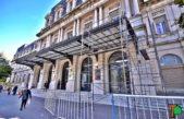 La Plata / Le cambian la fachada al Pasaje Dardo Rocha por su 130º aniversario