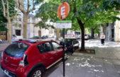 La Plata / Por el Paro no hay estacionamiento medido y tampoco recolección de residuos