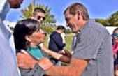 La Plata / Garro festejó junto a los vecinos de Villa Elvira el 109º aniversario de la localidad
