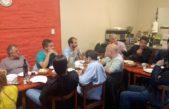 V. López / Empresarios Pymes preocupados por la situación económica