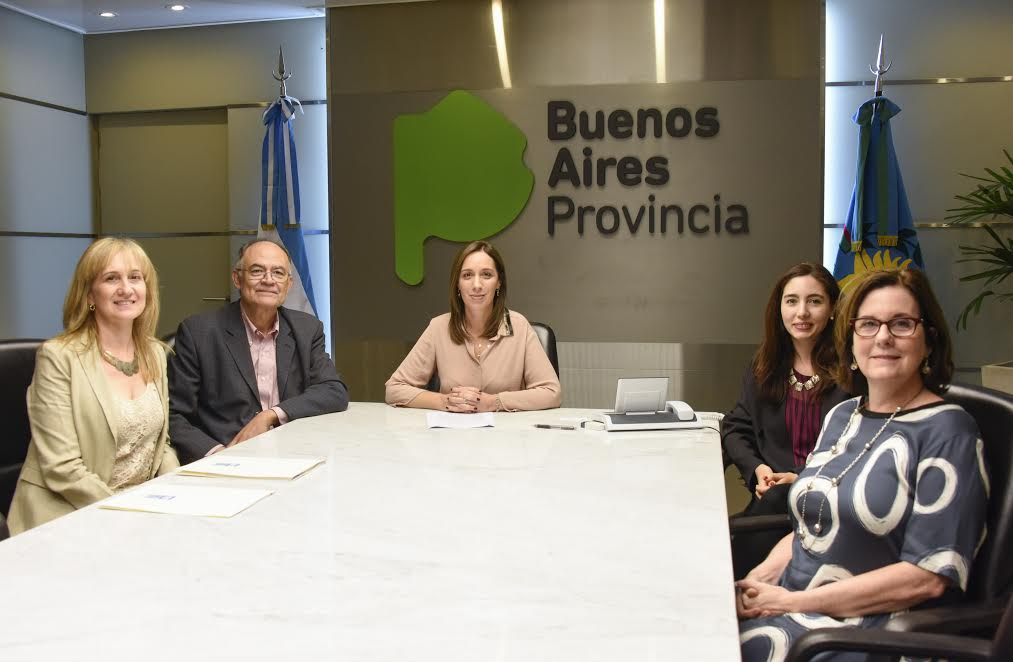 Vidal firmó un convenio con la ONU para diseñar políticas de Seguridad