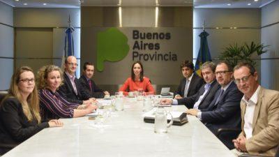 Se concretó el préstamo de BID para las obras en la Cuenca del Río Salado