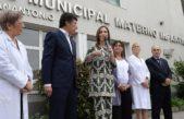 En San Isidro, Vidal anunció la baja de la mortalidad materna en toda la provincia