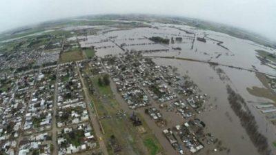 Investigadores sostienen que la principal causa de las inundaciones en argentina es la SOJA