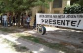 Paro de trabajadores de Molino Morixe en Benito Juárez