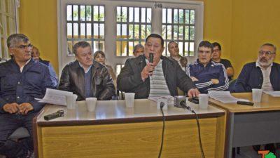 Hurlingham / Organizaciones gremiales expresaron su rechazo a la política económica de Cambiemos