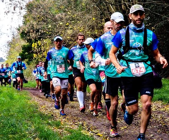 Con casi 600 atletas se corrieron los 42K Aventura en Berazategui