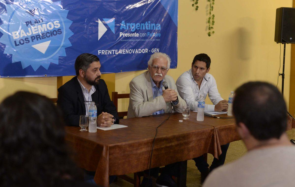 """Pignanelli: """"La inflación sigue siendo un problema muy grave en Argentina"""""""
