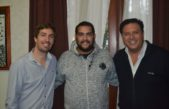 Mercedes / Nuevo apoyo a los artistas locales con entrega de subsidio a Lucas Maidana para su próximo disco