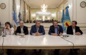 Presentaron el proyecto de ley para la creación del departamento judicial Pilar-Escobar
