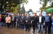 Gral Rodríguez / El Intendente encabezó el acto institucional por el 25 de Mayo