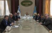 Vidal se reunió con intendentes de la quinta sección de cara a las elecciones legislativas