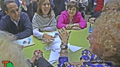 Vidal se mostró junto a Ocaña y la posiciona de cara a las legislativas de octubre