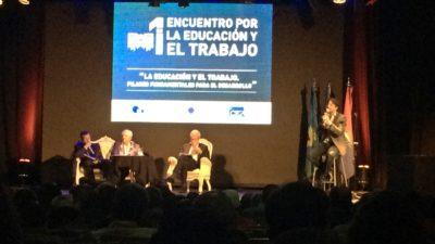 Lomas de Zamora fue centro de debate por la educación y el trabajo
