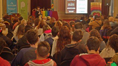 Tandil / La secretaría de DDHH encabezó una jornada sobre el día internacional de lucha contra la discriminación