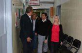 Berisso / Comenzó la construcción de una nueva guardia médica para el hospital