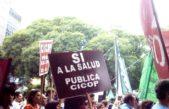 Paro de médicos en Lomas de Zamora por salario y condiciones de trabajo