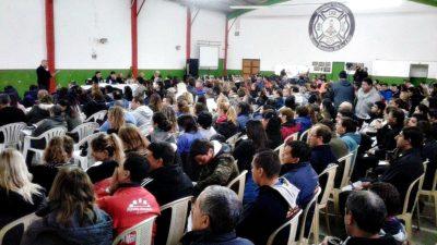 """Monte Hermoso / Comenzó la """"Jornada de emergencias prehospitalarias y desastres"""""""
