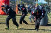 San Andrés de Giles recibió la primera fecha del Torneo Argentino de Paintball