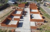 Rojas / Avanza la construcción del nuevo jardín maternal