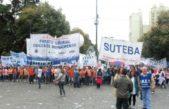 La lista de Baradel también ganó en el SUTEBA La Plata donde conducía la izquierda