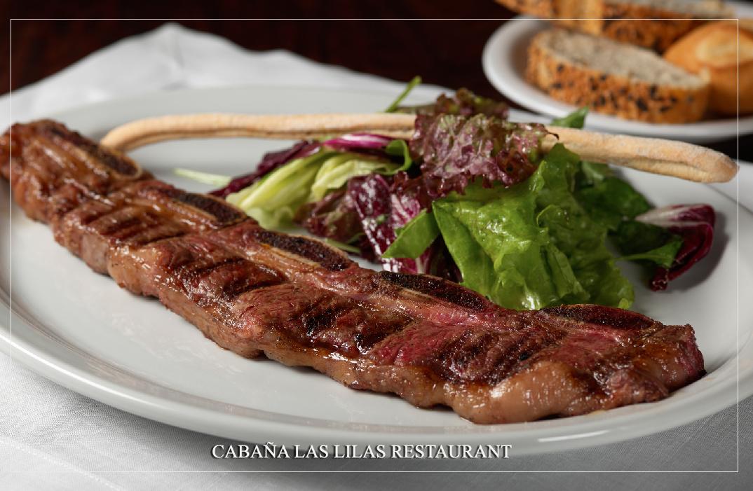 """Restaurant """"Cabañas Las Lilas"""" presenta su menú Patrio para celebrar el 25 de mayo"""