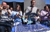 La Plata / Cientos de vecinos celebraron los 107 años de Etcheverry