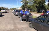 """La Plata / Secuestran cuatro remises """"ilegales"""" que circulaban sin habilitación municipal"""