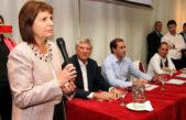 La Plata / Bullrich y Garro disertaron sobre políticas de seguridad y gestión en la ciudad