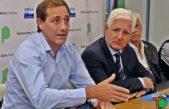 La Plata / Garro anunció que el acueducto llevará agua potable a 100 mil vecinos
