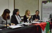"""Alvarez Rodríguez disertó sobre """"el rol de la mujer en la política"""" en la Facultad de Periodismo de la UNLP"""