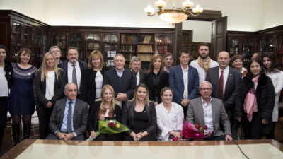 "La ""Usina de Justicia"" que integra Carolina Píparo fue declarada de interés provincial"