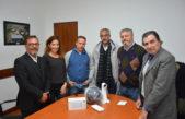 Gral Rodríguez / Reunión de seguridad con autoridades del Country Las Lajas