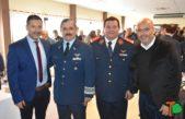 Merlo / Menéndez festejó el día del radarista junto a la Fuerza Aérea