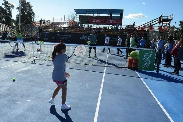 Tigre / El municipio busca incentivar a los chicos en el deporte e invierte en una nueva sede para la escuela municipal de Tenis